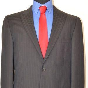 Lanificio Di Tollegno 42L Sport Coat Blazer Suit J